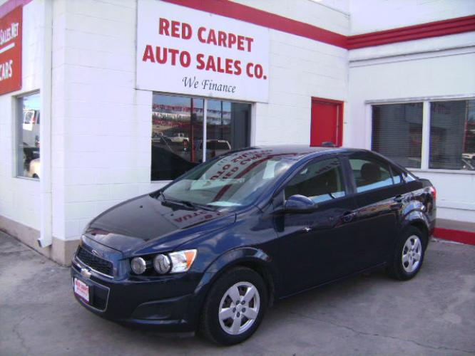 2015 Chevrolet Sonic LS Manual Sedan