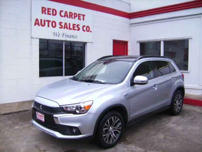 2016 Silver /Black Mitsubishi Outlander Sport 2.4 Sport GT (JA4AP4AW3GZ) with an 2.4L L4 DOHC 16V engine, CVT transmission, located at 503 West Court, Seguin, TX, 78155, (830) 379-3373, 29.568621, -97.969803 - Photo #0